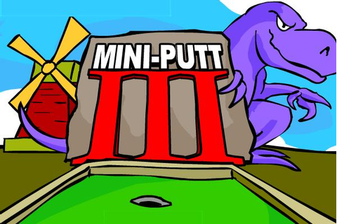 Amazing Mini Putt Sport Game Online. Play Against Your ...