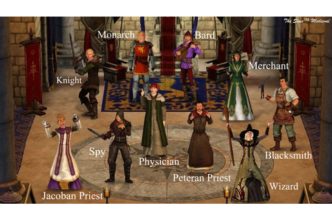 Download Game : The Sims Medieval - M-G Site