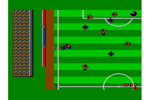 World Cup Italia 90 Screenshots | GameFabrique