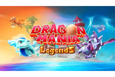 Dragon Mania Legends iPhone/iPod Touch/iPad Gameplay [HD ...