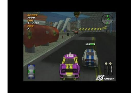 Destruction Derby Arenas PlayStation 2 Gameplay - YouTube