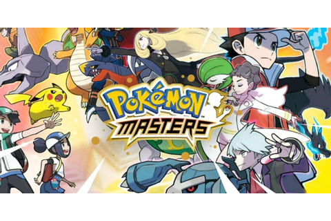 Pokémon Masters is Bringing Better Mobile Battles This Summer