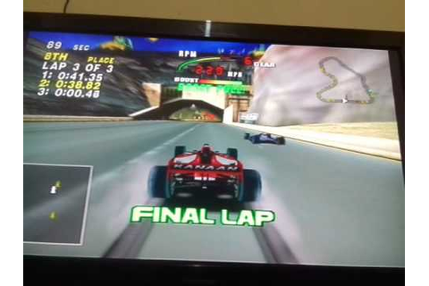 Cart Fury Championship Racing - The Skyway - Tony Kanaan ...