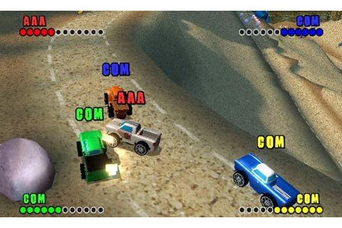 Micro Machines V4 PSP Game Download | FREE DOWNLOAD PSP ...