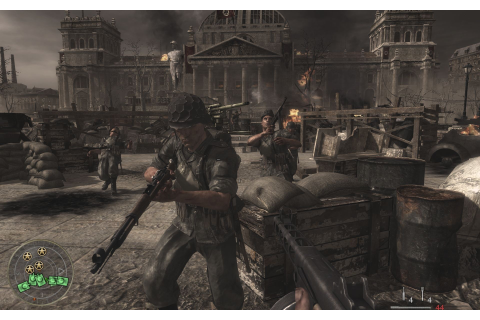 Call of Duty: World at War im Test - großartige Action ...