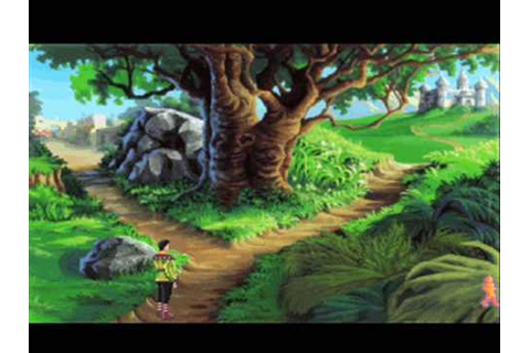 Classic PC Adventure Game Music - YouTube