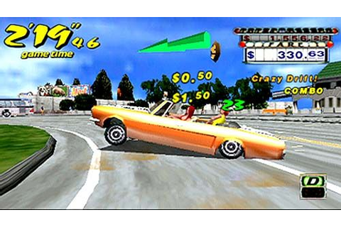 Crazy Taxi: Fare Wars › Games-Guide