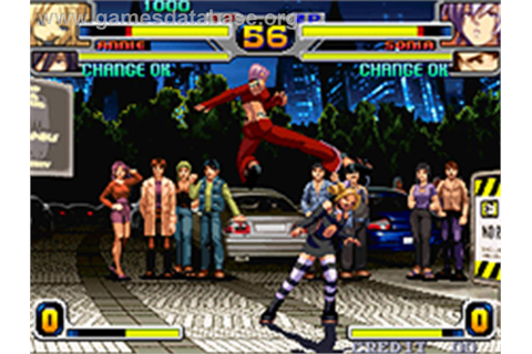 Rage of the Dragons - SNK Neo-Geo AES - Games Database