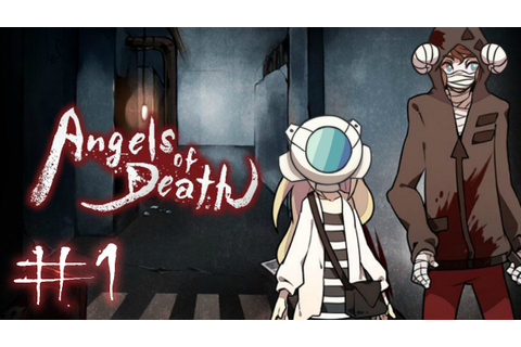 Angels of Death: Death Game Part 1 astropill (ft. Brian ...
