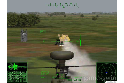 Gunship Download on Games4Win