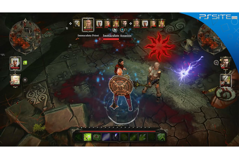 PS Site.com: Divinity: Original Sin Enhanced Edition | E3 ...