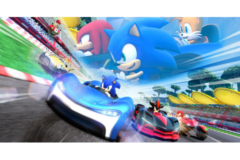 A new team-based Sonic racing game is coming - Polygon
