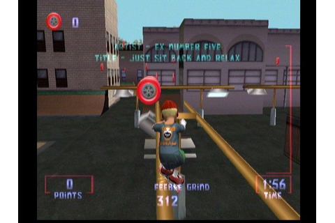 Razor Freestyle Scooter Screenshots for Dreamcast - MobyGames