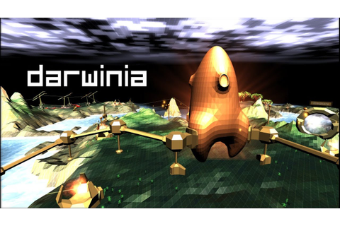 Darwinia - Introversion Software Gameplay 2014 - YouTube