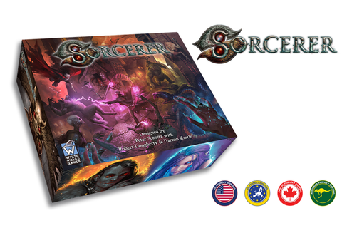 SORCERER by Robert Dougherty —Kickstarter