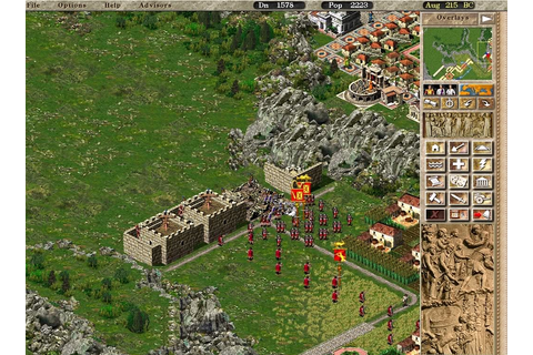 Caesar III Game - Free Download Full Version For Pc