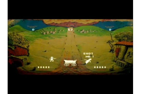 Boot Hill - Arcade (Midway 1977) - YouTube