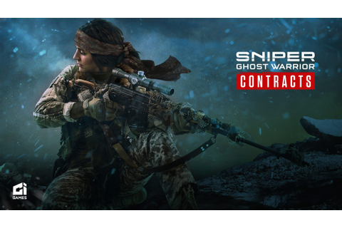 Sniper Ghost Warrior Contracts Announced by CI Games, Due ...