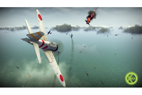 Konami Announces WWII Flight Combat Game, Birds of Steel ...