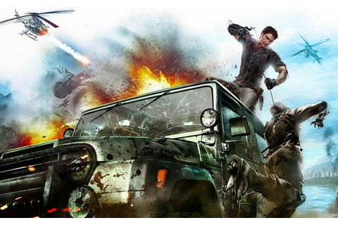 Just Cause 2 Game Free Download ~ Free Registered ...