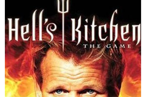 Hell's Kitchen: The Video Game - дата выхода, системные ...