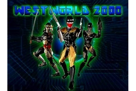 Westworld 2000 Game Opening - YouTube