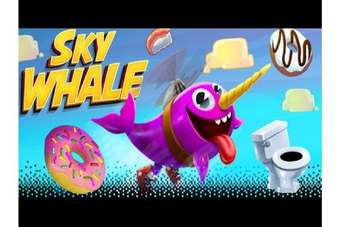 Sky Whale: Game Shaker - IOS Nickelodeon Games - YouTube