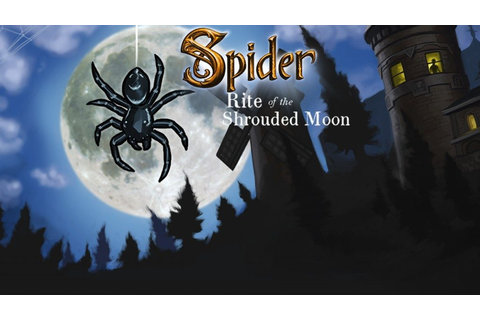 Spider: Rite of the Shrouded Moon (2015) by Tiger Style ...