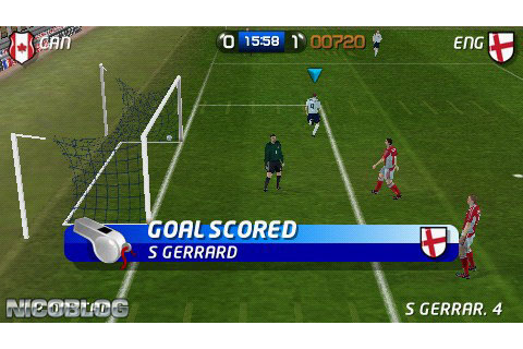 Download game World Tour Soccer - Challenge Edition PSP ...
