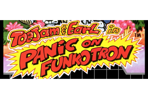 ToeJam & Earl in Panic on Funkotron - Logopedia, the logo ...