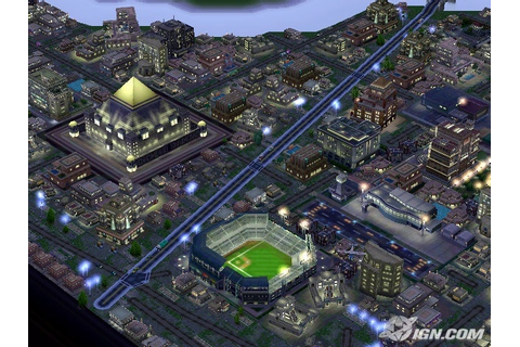 SimCity Creator Screens... | PlayStation Universe