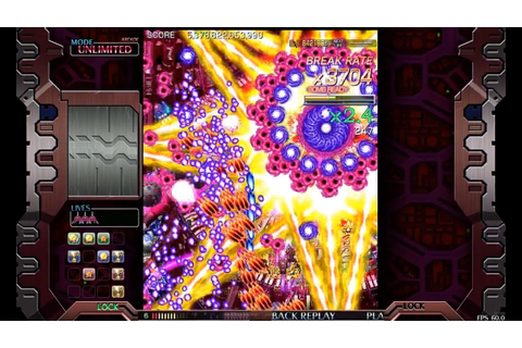 Crimzon Clover WORLD IGNITION - Unlimited ALL Clear 5.8 ...