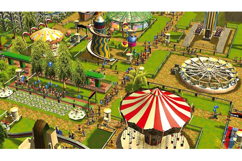 Reinstall: RollerCoaster Tycoon 3 | PC Gamer