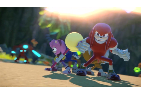 Knuckles the Echidna (Sonic Boom) - Sonic News Network ...