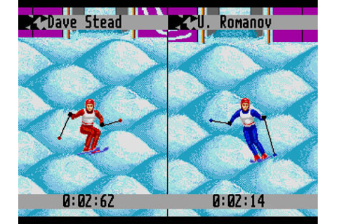 Winter Olympic Games: Lillehammer 94 Review for Genesis ...