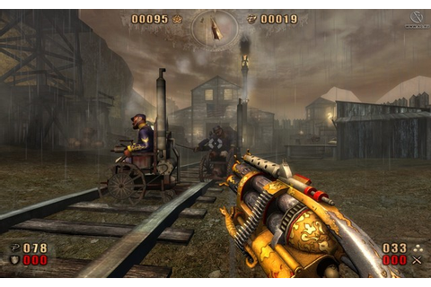 Download FREE Painkiller Pandemonium PC Game Full Version