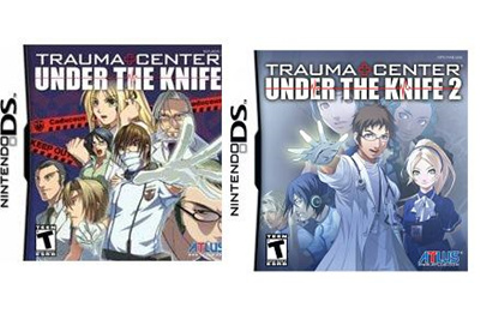 Qoo10 - Preowned NDS TRAUMA CENTER: UNDER THE KNIFE 1 and ...