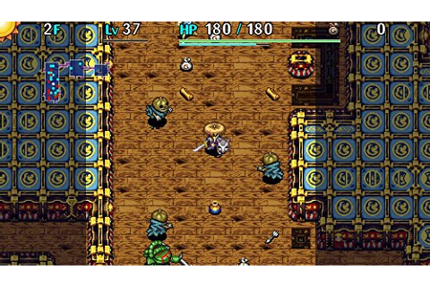 Shiren Wanderer Book Guide Ds 2 No Official Mystery ...