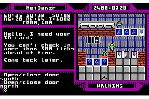 2400 A.D. (DOS) Game Download