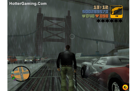 Grand Theft Auto 3 Free Download Pc Game ~ Full Games' House