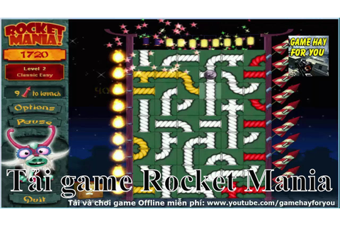 Play game Rocket Mania Deluxe on PC - Tải và chơi game Bắn ...