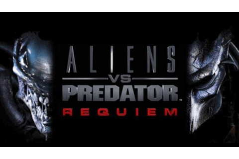 Alien Vs Predator Requiem PSP ISO - Download Game PS1 PSP ...