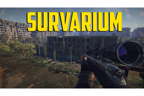 Survarium - The Next Stalker? - YouTube