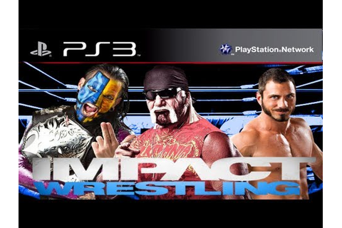 New TNA Impact Wrestling Video game by Activision! - YouTube
