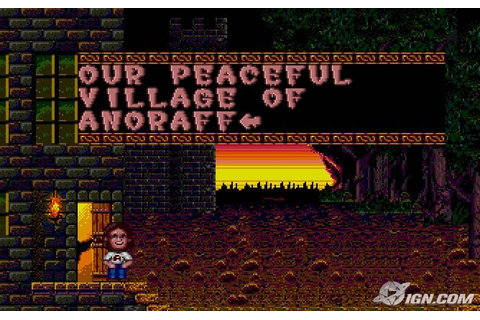 Ghost Manor Screenshots, Pictures, Wallpapers - TurboGrafx ...