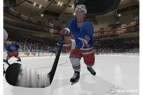 Wayne Gretzky NHL 2005 Screenshots, Pictures, Wallpapers ...