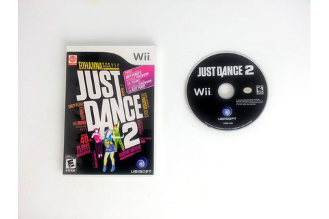 Just Dance 2 game for Wii | The Game Guy