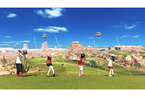 Everybody's Golf PS4 Release Date Announced - IGN