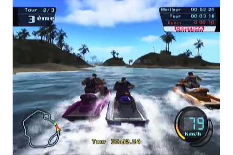 Splashdown - Gameplay - PS2/Xbox - YouTube