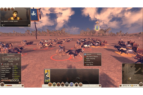 Total War : Rome 2 : What's Better Iceni Chariots or ...